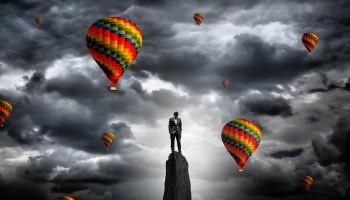 Brauchen wir Erschütterungen um unsere Komfortzone zu verlassen?